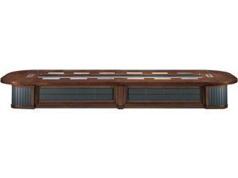 Extra Large Luxury Boardroom Table RIZ-MET-UT8868