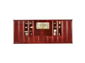 Large Bookcase Unit / Tv Media Wall RYL-BKC2