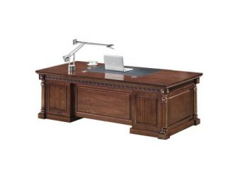 Heavy Duty Executive Office Desk SEL-DSK-U5E241-2428mm