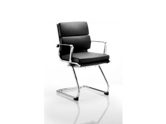 Dynamic Savoy Cantilever Office Chair