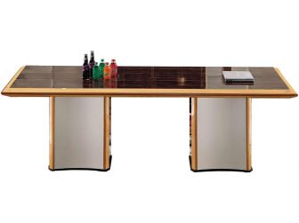 Unique Executive Conference Table CAE-16851C
