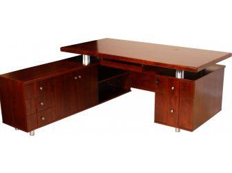 2m Executive Corner Office Desk DES-802-20