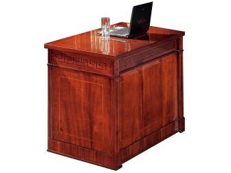 Solid Wood Executive Desk Return FER-10810S