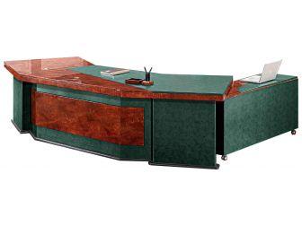Large Executive Office Desk SCH-16835