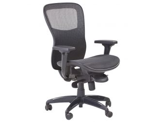 Dynamic Stealth Shadow II Mesh Back and Mesh Seat