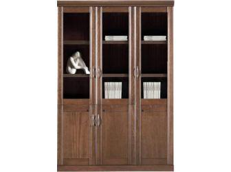3 Door Enclosed Executive Bookcase MEG-BKC-UM6403