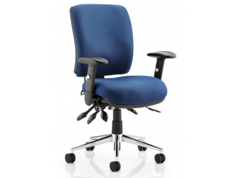 Dynamic Chiro Medium Back Office Chair