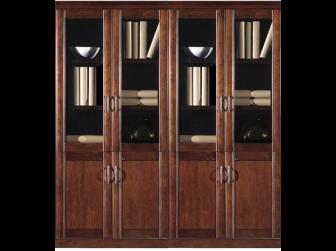 Executive Office Storage Bookcase BKC-KM162-2