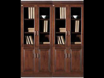 Executive Office Storage Bookcase BKC-UM182-2