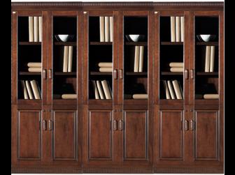 Executive Office Storage Bookcase BKC-UM182-3