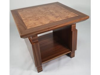 Light Oak Executive Coffee Table COF-F22