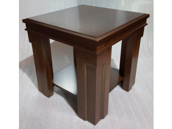 Small & Square Wood Coffee Table MEG-COF-KQF5KC