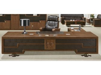 Luxury Large Executive Office Desk ACT-DSK-P2N361