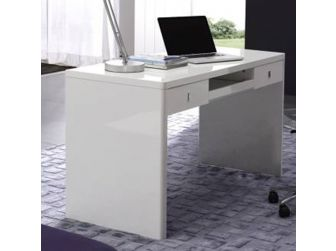 Aquila MXT2-08 Stylish Gloss White Home Office Desk