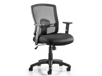 Dynamic Portland I Mesh Back Office Chair
