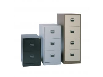 Steel Contract Filing Cabinet - DCF