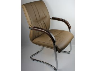 Stylish Office Visitor Chair GRA-CHA-VIS-6161 OLIVE