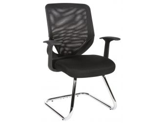 Stylish Mesh Back Visitors Chair NOVA-MESH-VISIT