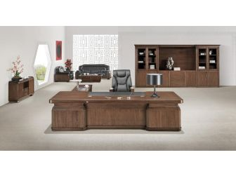 2.8 Large Executive Office Desk GRA-K4J281