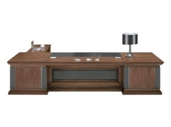 Large Executive Desk Heavy Duty Design JUK-DSK-K8B361