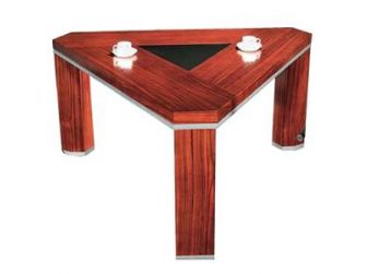 Triangle Shaped Meeting Room Table NBL-MRT6