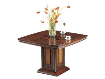 Square Meeting Table With Central Leg RIZ-MET-UT6612