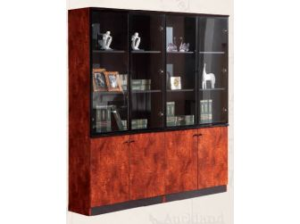 Office Storage Bookcase In High Lacquer SCA-6849A-2