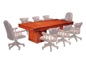 High Quality Solid Wood Boardroom Table FER-10810C