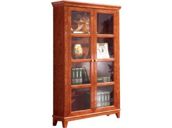 Luxury Executive Bookcase & Display Unit IVA-10811A