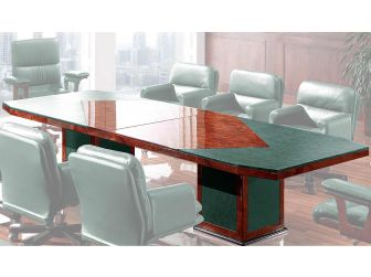 3.5m Boardroom Table In High Lacquer Finish SCH-16835C-1