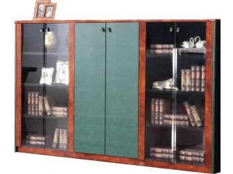 Low Executive Office Storage Unit SCH-16835T