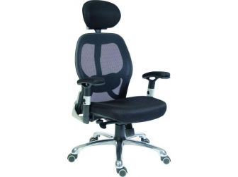 High Tech Mesh Back Executive Chair COLHAM