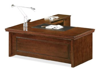 1.8m Executive Desk With Curved Top GRA-U37181