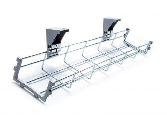 Drop Down Cable Management Tray - WB0-S